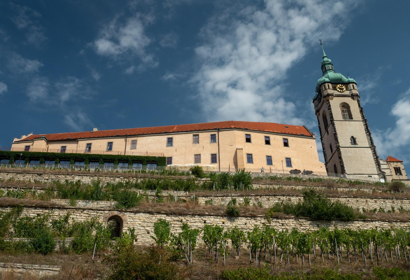 Chateau Melnik, Czech Republic